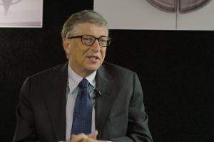Bill Gates (c) Harald Flem 5child.com